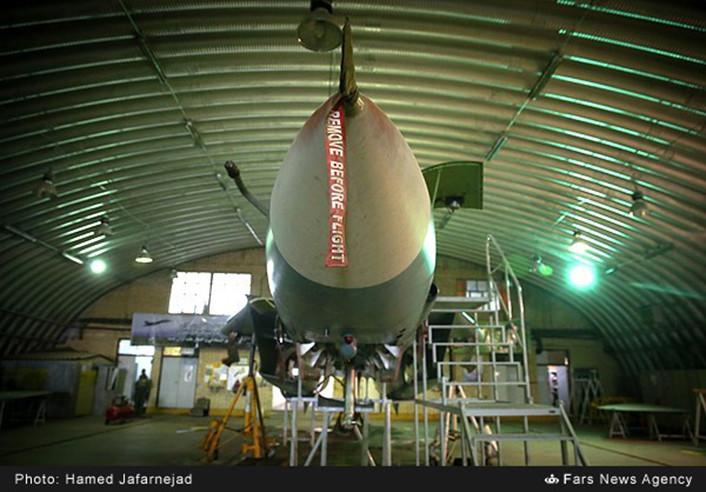 F-14 IRIAF overhauled 3