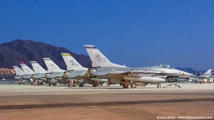 F-16 HL