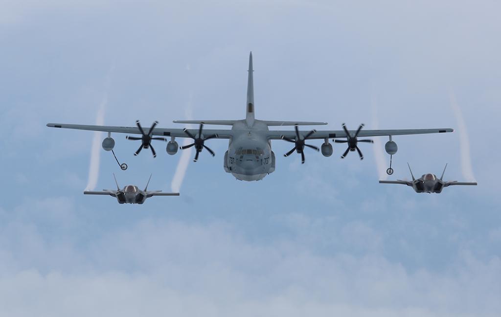 161530 Mcdonnell Douglas C 9b Skytrain Ii United States Us Marine Corps