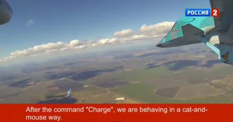 Su-34 vs Su-27