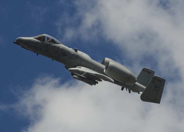 A-10s deploy to Romania for Operation Atlantic Resolve