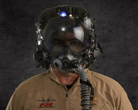 F-35 helmet LM