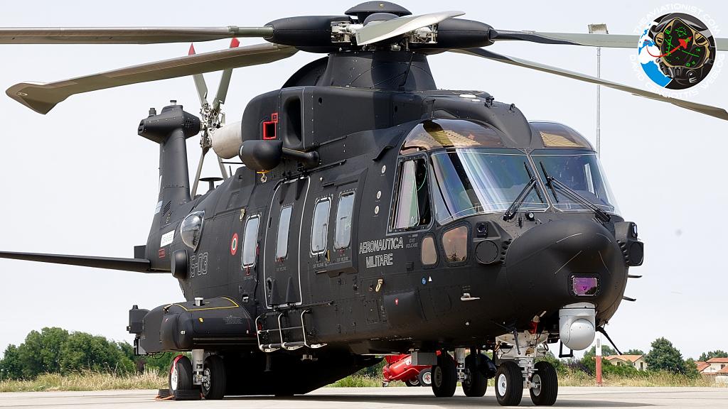The Aviationist » First black-colored HH-101A Caesar ...