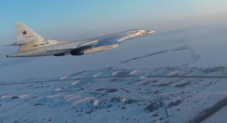 Tu-160 Arctic