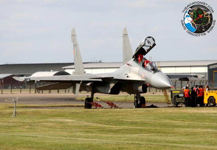 Su-30 IAF