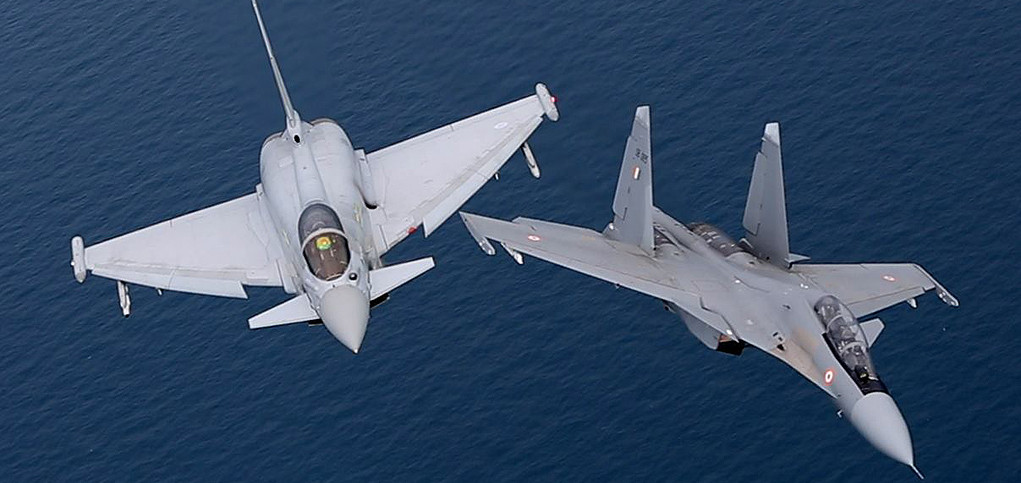 "The Aviationist » Have Indian Su-30s really ""dominated ..."