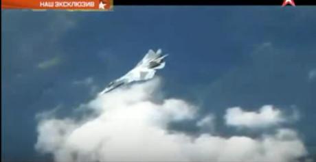T-50 supermaneuverability