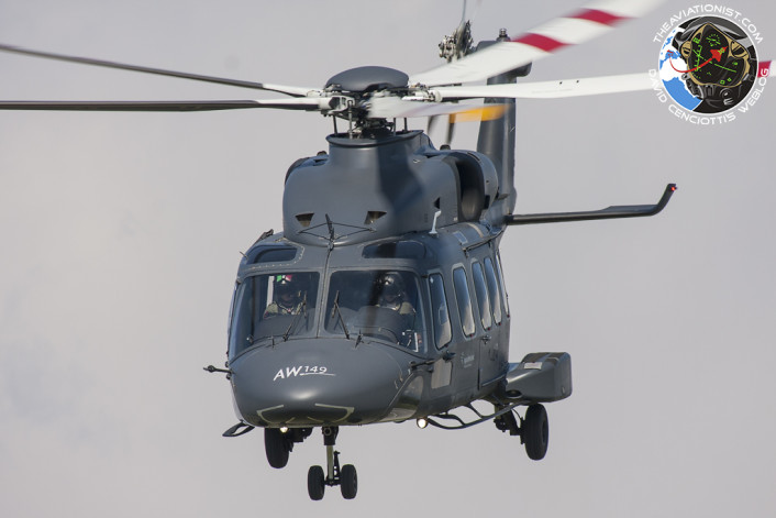 AW149 front