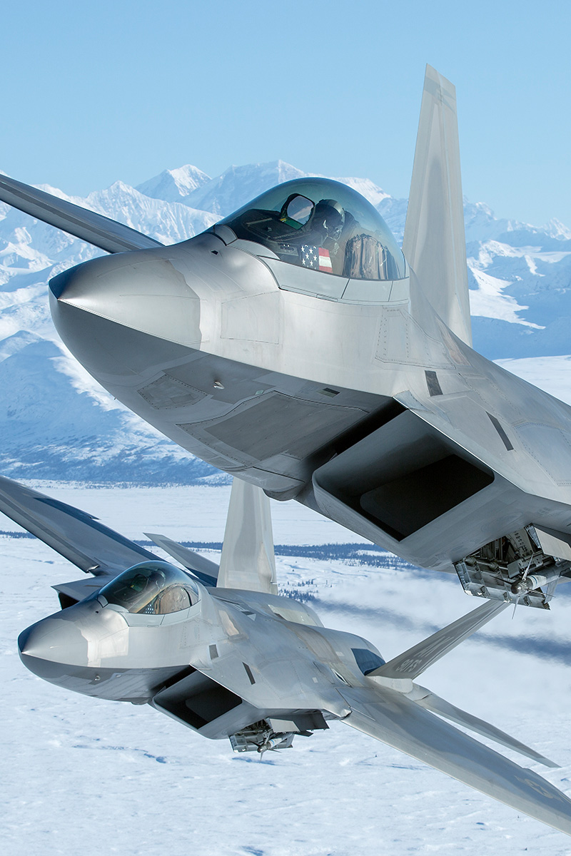 F-22 Code One 1