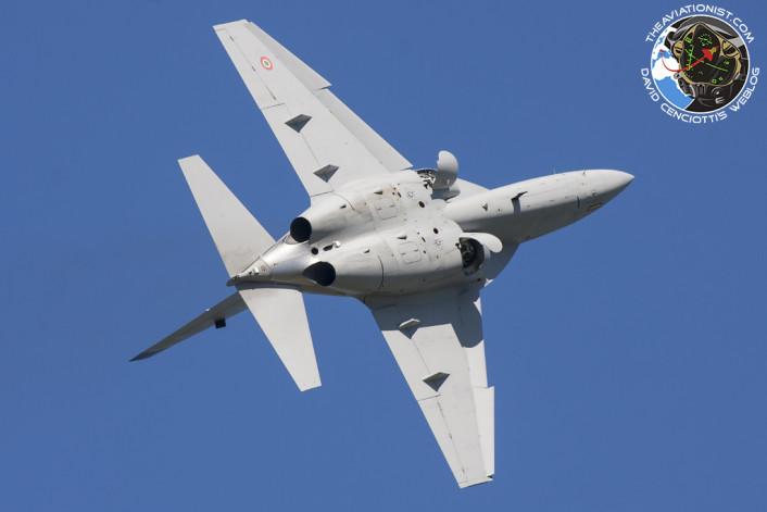 Legend T-346A take off