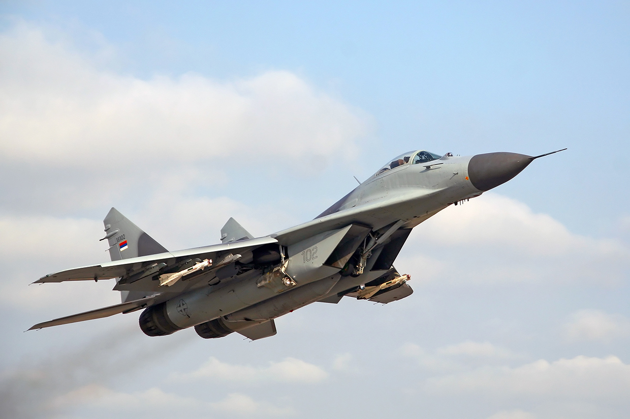 Image result for MiG-29