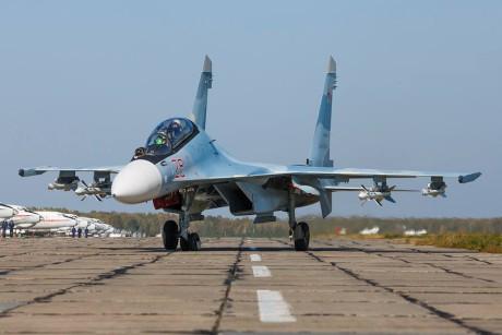 Su-30SM Russian MoD 2