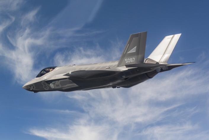 RNoAF F-35 2