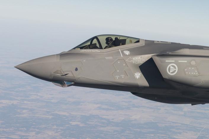 RNoAF F-35 4