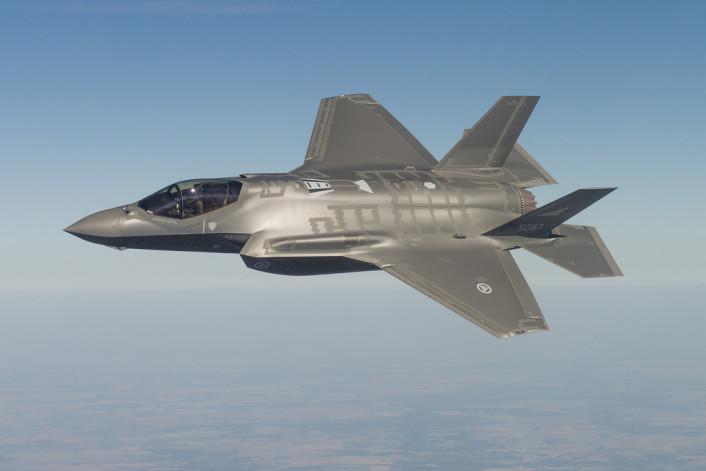 RNoAF F-35