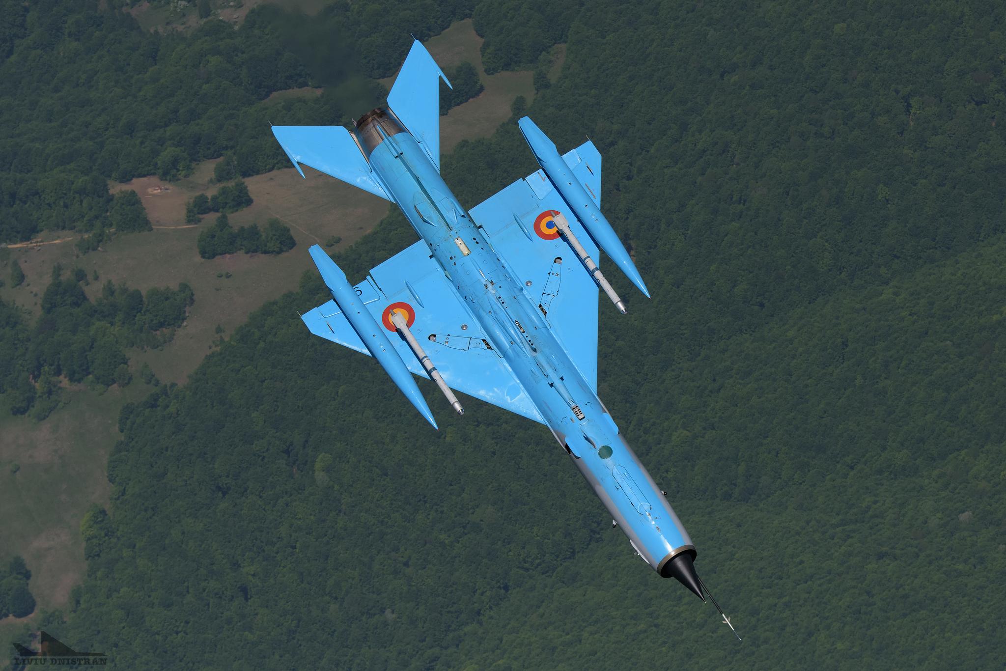 The Aviationist » Mig-21 LanceR