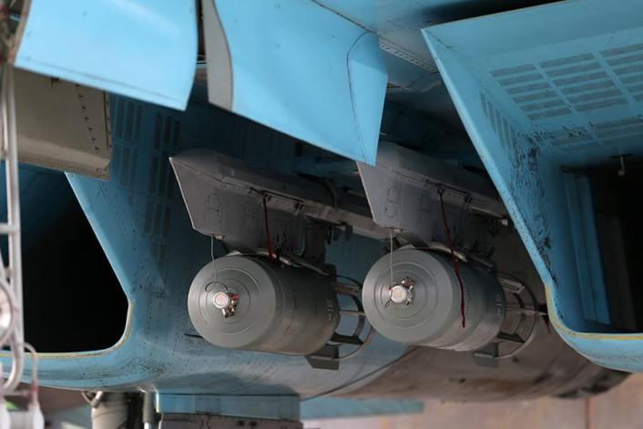 Su-34 OFAB