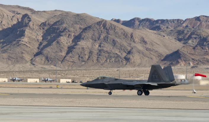 95th Fighter Squadron F-22