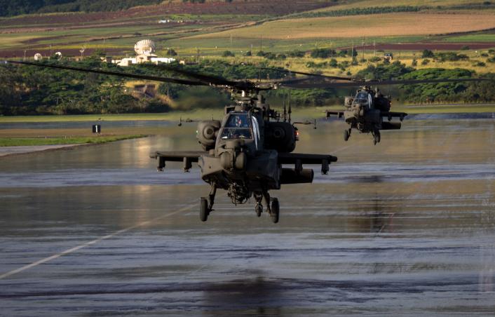 AH-64E Hawaii