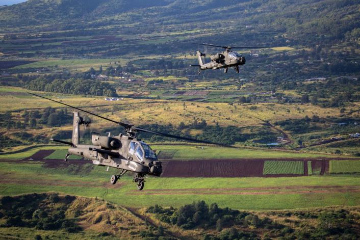 AH-64E Wheeler