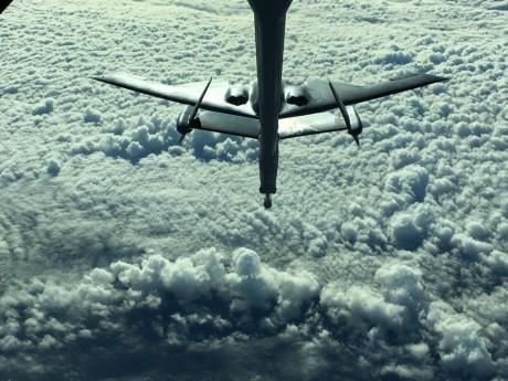 B-2 Travis AAR