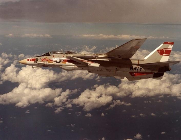 F-14 Meat-Bongo