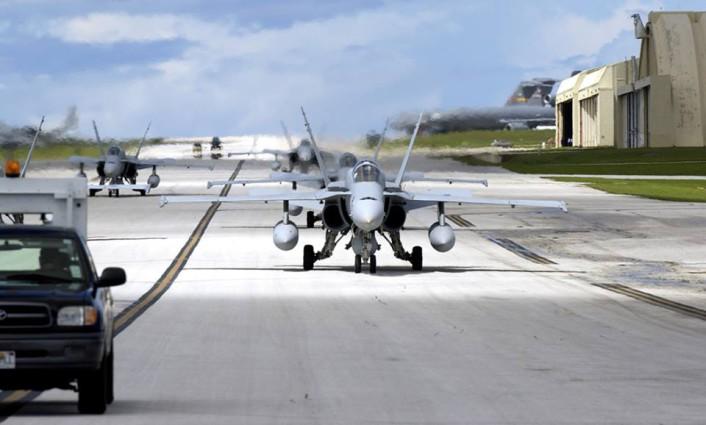 F/A-18 Desert Storm