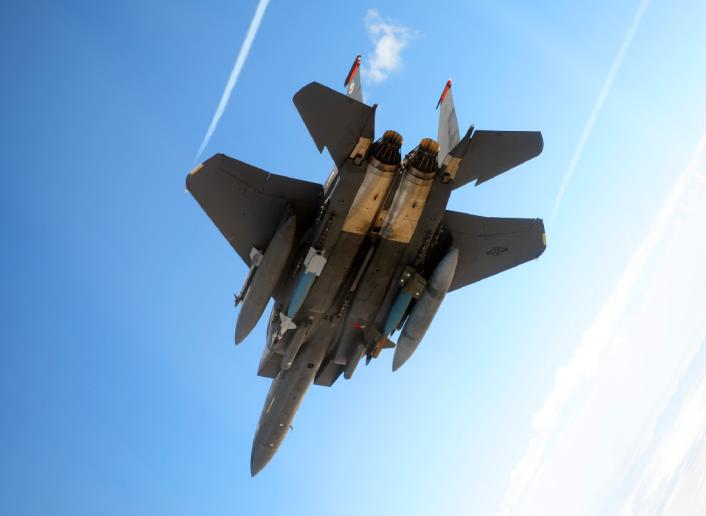 F-15E Hind killer