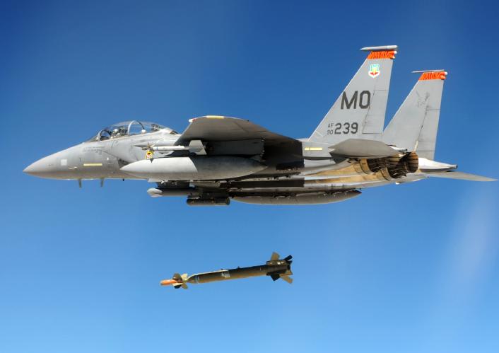 F-15E LGB