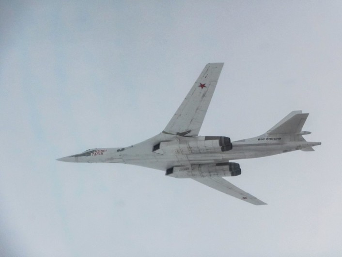 Tu160 intercepted UK 2