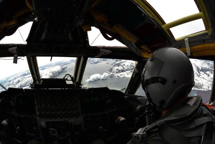 B-52 fjord