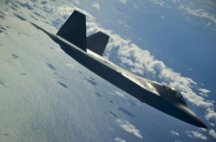 F-22 Vs Sixth Generation fighter