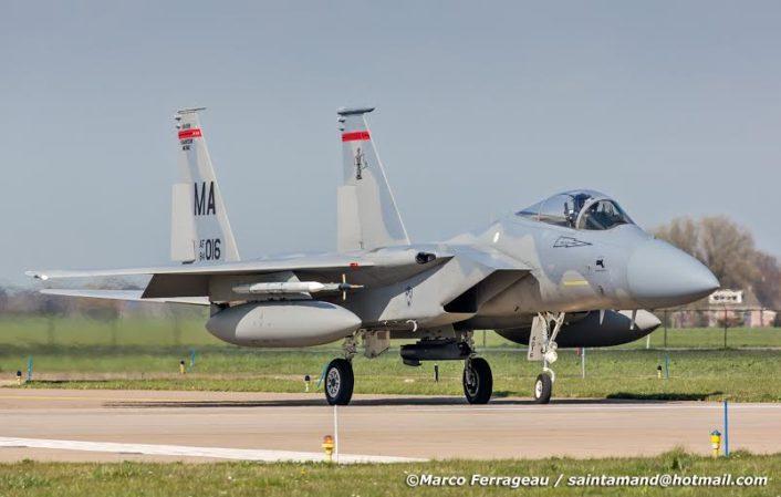 F-15 ANG Leeuwarden 3