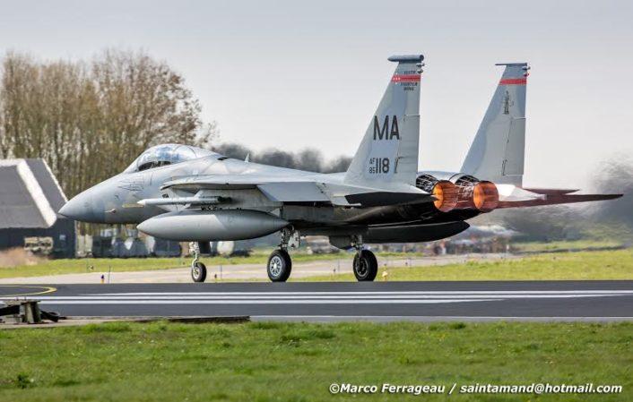 F-15 ANG Leeuwarden 4
