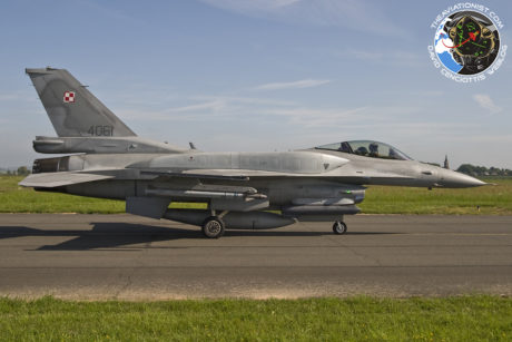 Polish F-16s to get new air-to-surface weapons