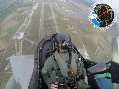 Watch this: high-performance take off in a Eurofighter Typhoon