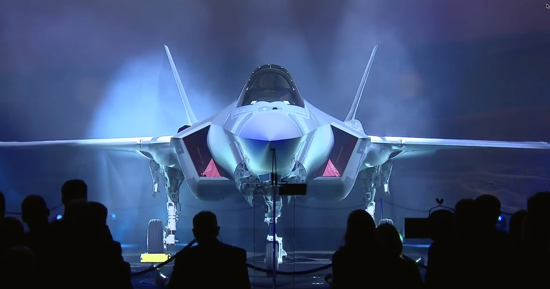 Lockheed Martin Has Officially Unveiled Israelu0027s First F 35