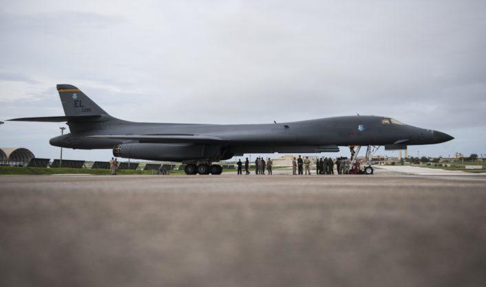 B-1 in Guam