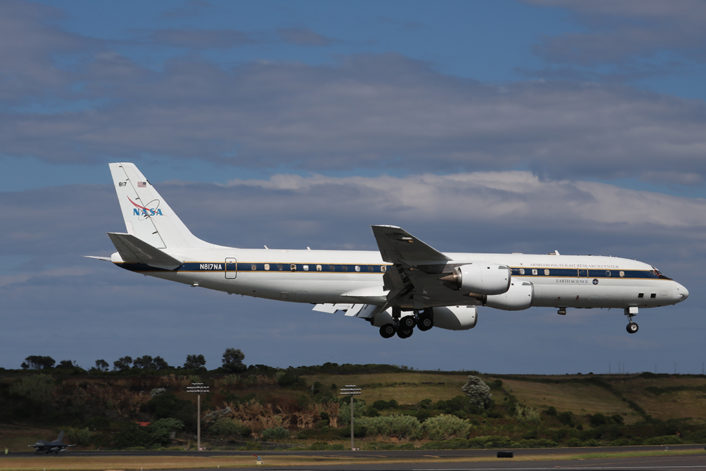 NASA DC-8 2