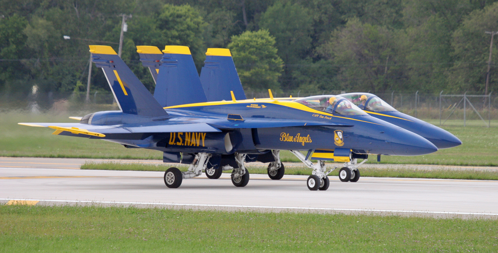 04d7373c4bd The Blue Angels Rehearsing For New Airshow Season Now. Here is an Insider s  Look at Practice.