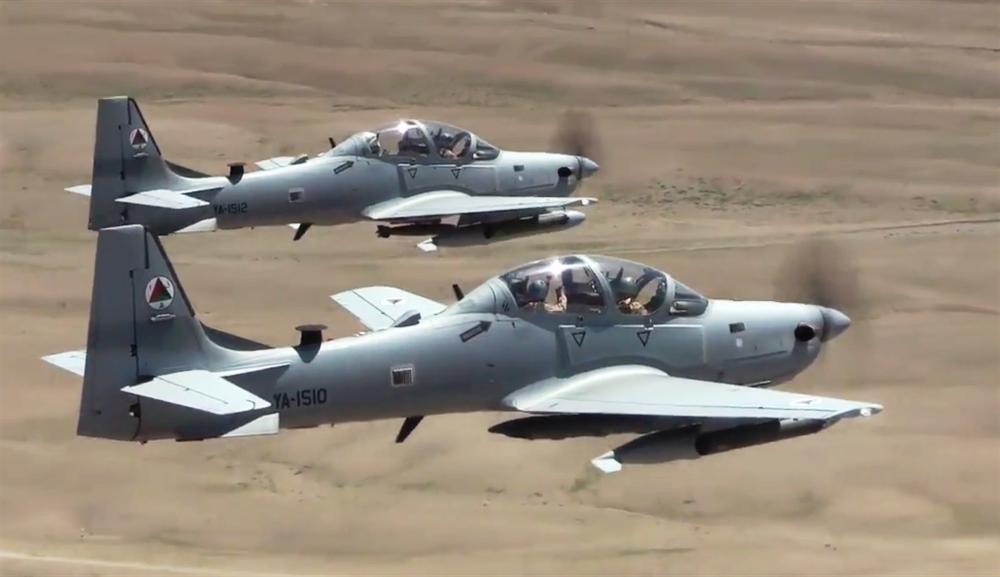 Aviones turbohelices COIN siguen vigentes en los teatros de operaciones modernos? - Página 3 AfghanA29