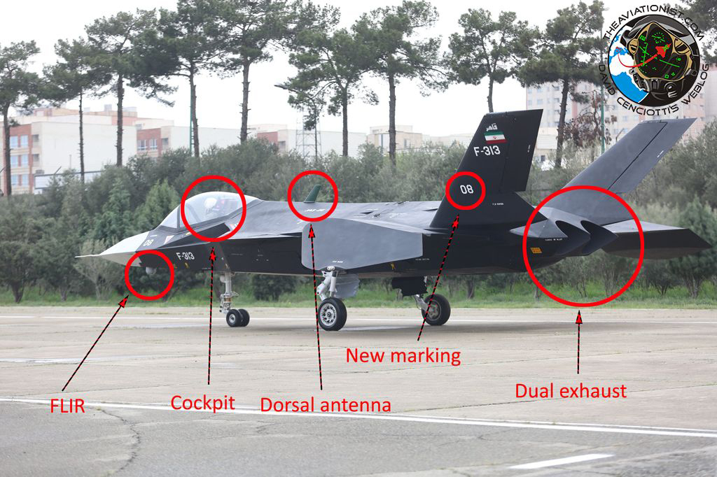 Image result for Iran's Stealth Fighter Is Still Fake and Not Convincing Anyone