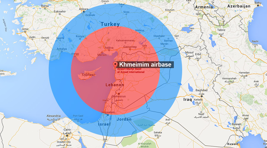 The Aviationist US Military Has Launched Cruise Missiles At - Us missiles map