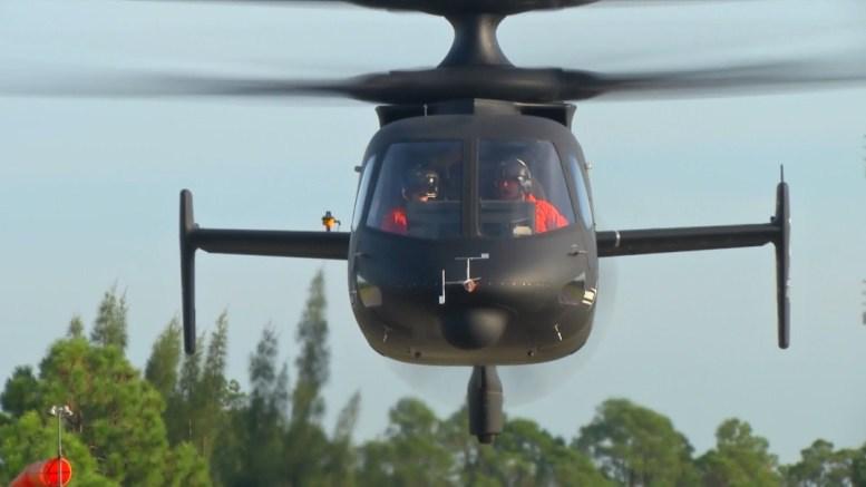 اول عرض رسمي للمروحية التكتيكية الخفيفة S-97 Raider S-97