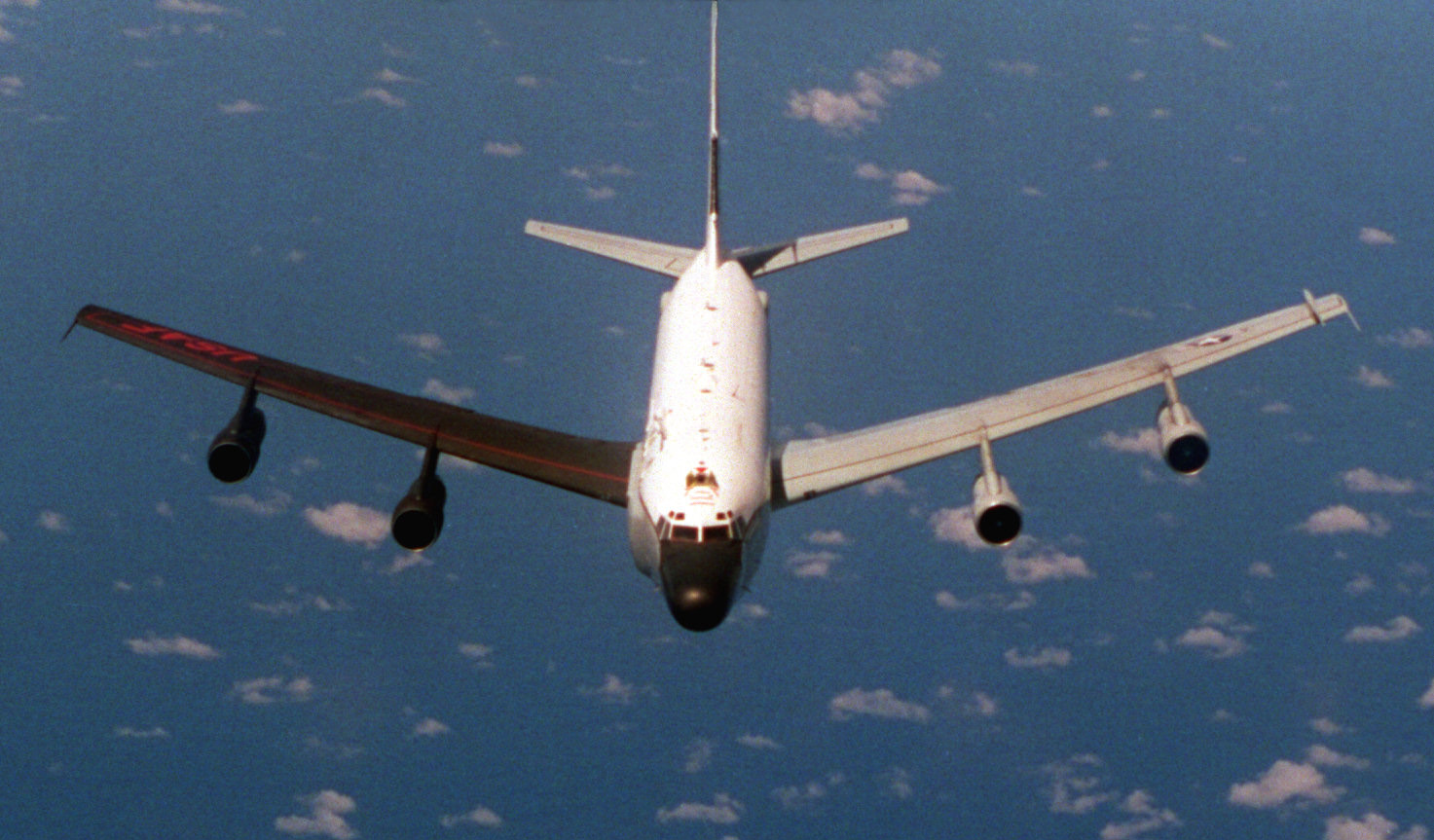 These Spyplanes Are Watching North Korea's Next Test