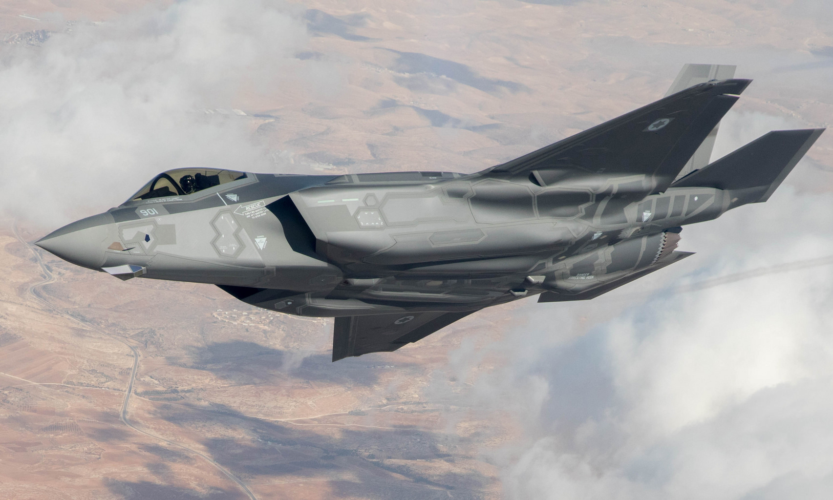 "The Israeli F-35I ""Adir"" Declared Operational. So What's Next?"