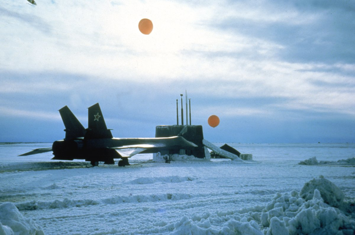 """The Aviationist » The Story Of The MiG-31 """"Firefox"""": All"""