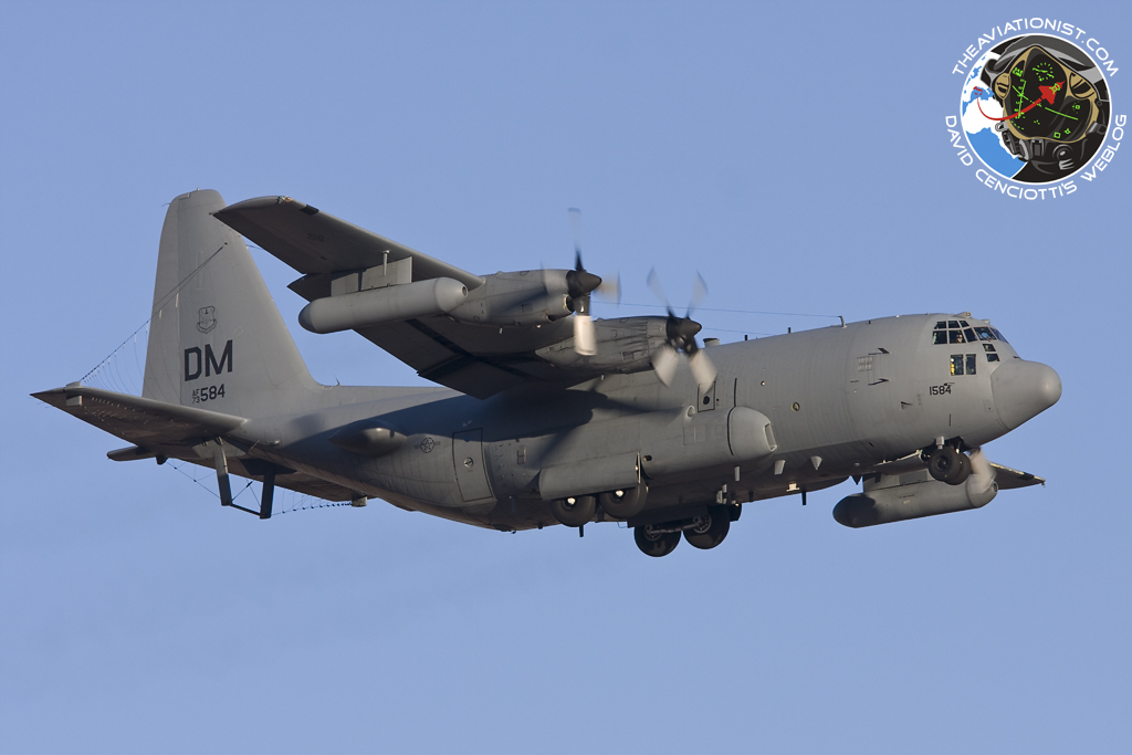 The U.S. Air Force Has Deployed One Of Its EC-130H Compass Call Electronic Warfare Aircraft To South Korea (theaviationist.com)