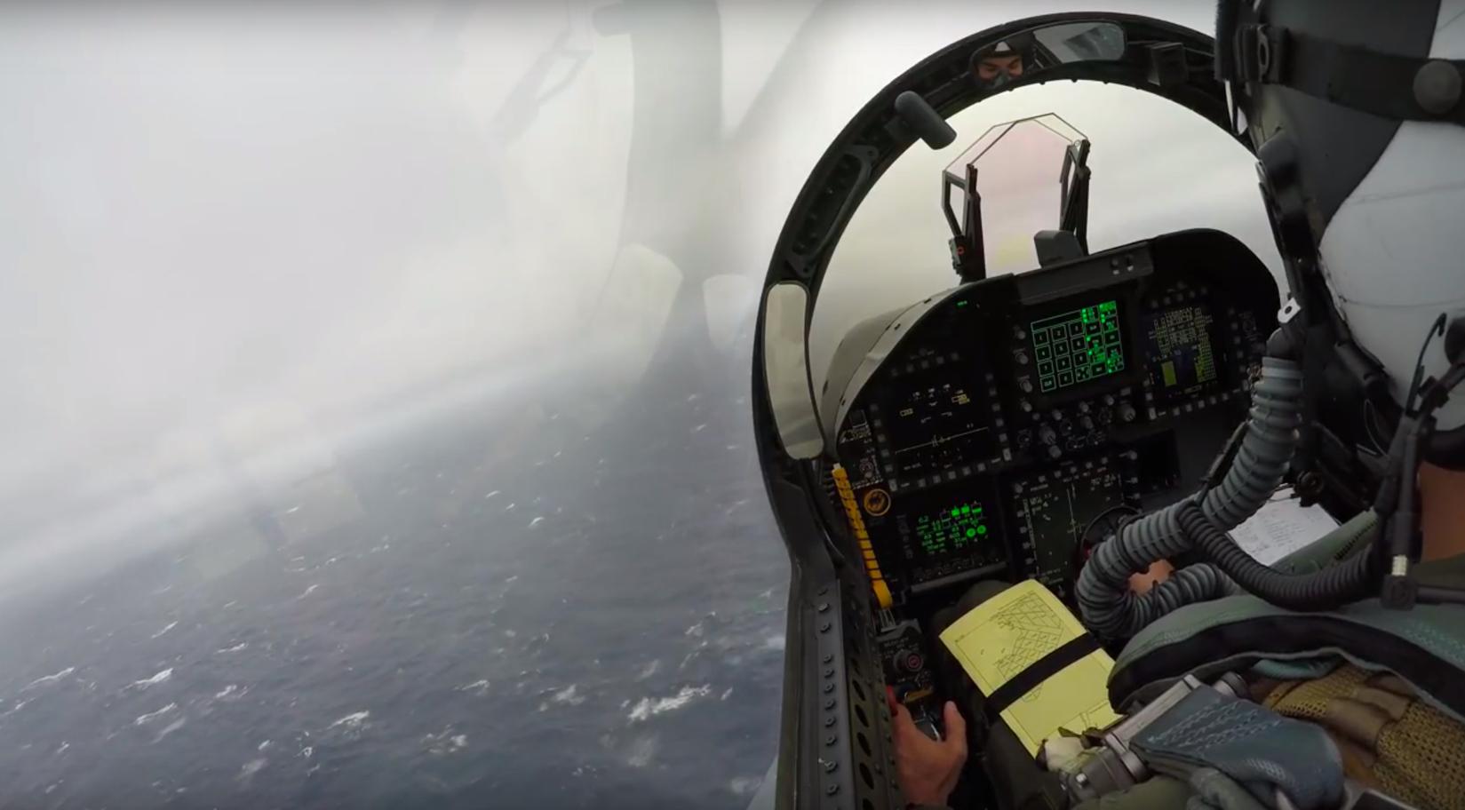 Images of F18 Cockpit Build - #rock-cafe
