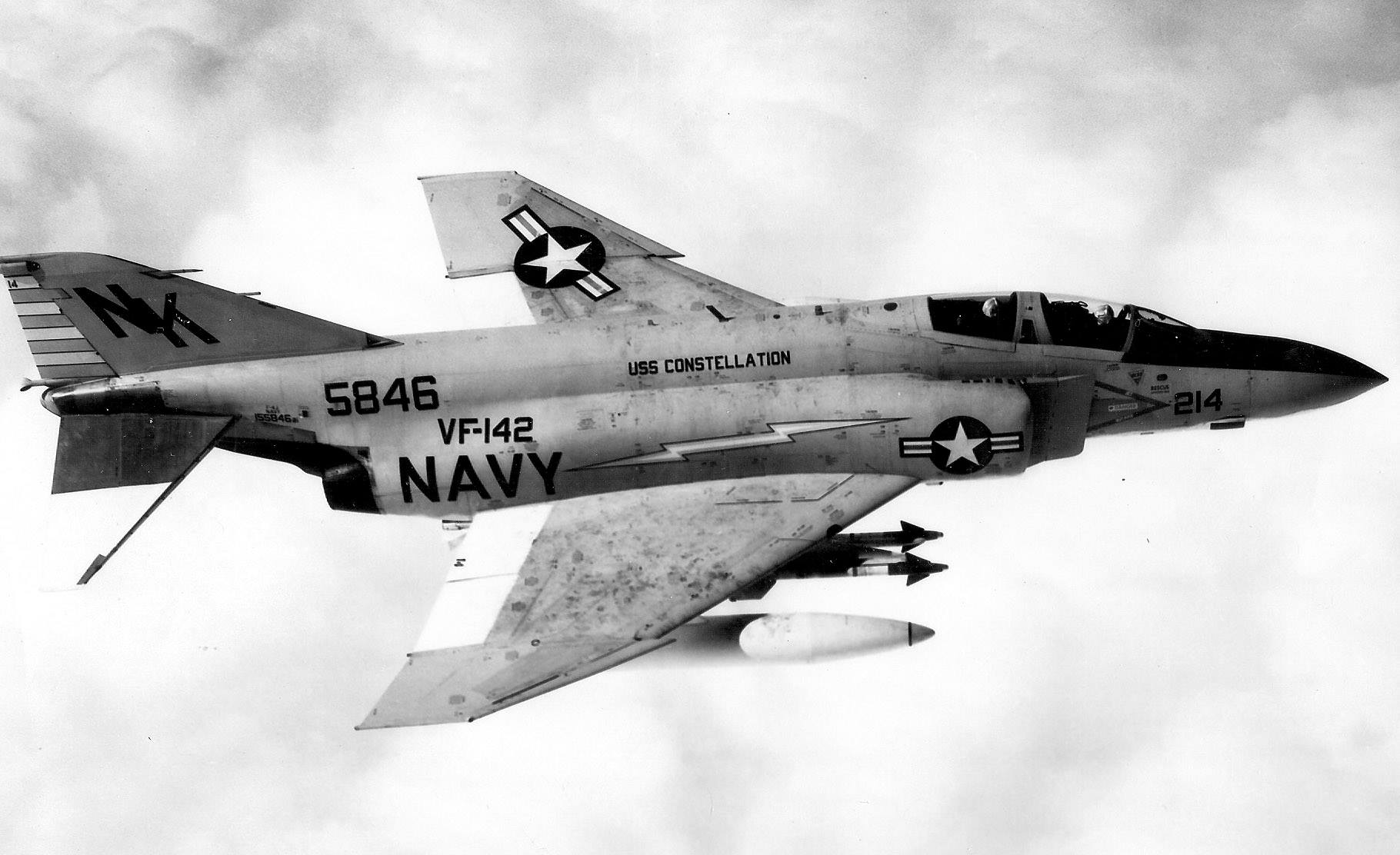 The Aviationist Military History 1100 Lt 20 Special Field World39s Largest Supplier Of Firearm On This Day In 1970 An F 4j Shot Down A North Vietnamese Mig 21 It Was First Kill Scored By Top Gun Graduate